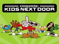 CODENAME KIDS NEXT DOOR COMPLETE CARTOON + BONUS CONTENT 10 DVD SET 2002