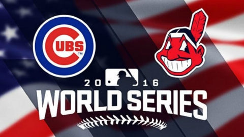 TV MLB World Series 2016 - Cubs vs Indians Game 7 DVD Chicago vs Cleveland in 1080p HD