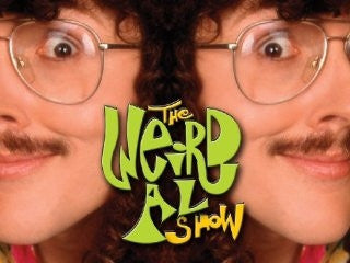 TV The Weird Al Show Complete Series 2 DVD 13 Episodes Very Rare!!! 1997-98