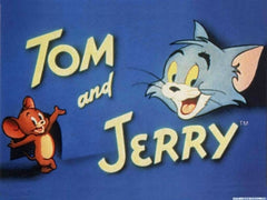 TOM AND JERRY - ALL 161 ORIGINAL CARTOONS COLLECTION COMPLETE KIDS 6 DVD Set 1948