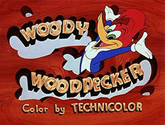 KIDS WOODY WOODPECKER 10 DVD set -THE ONLY COMPLETE SET AROUND! 1957