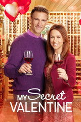TV MY SECRET VALENTINE COMPLETE HALLMARK 2018 DVD MOVIE