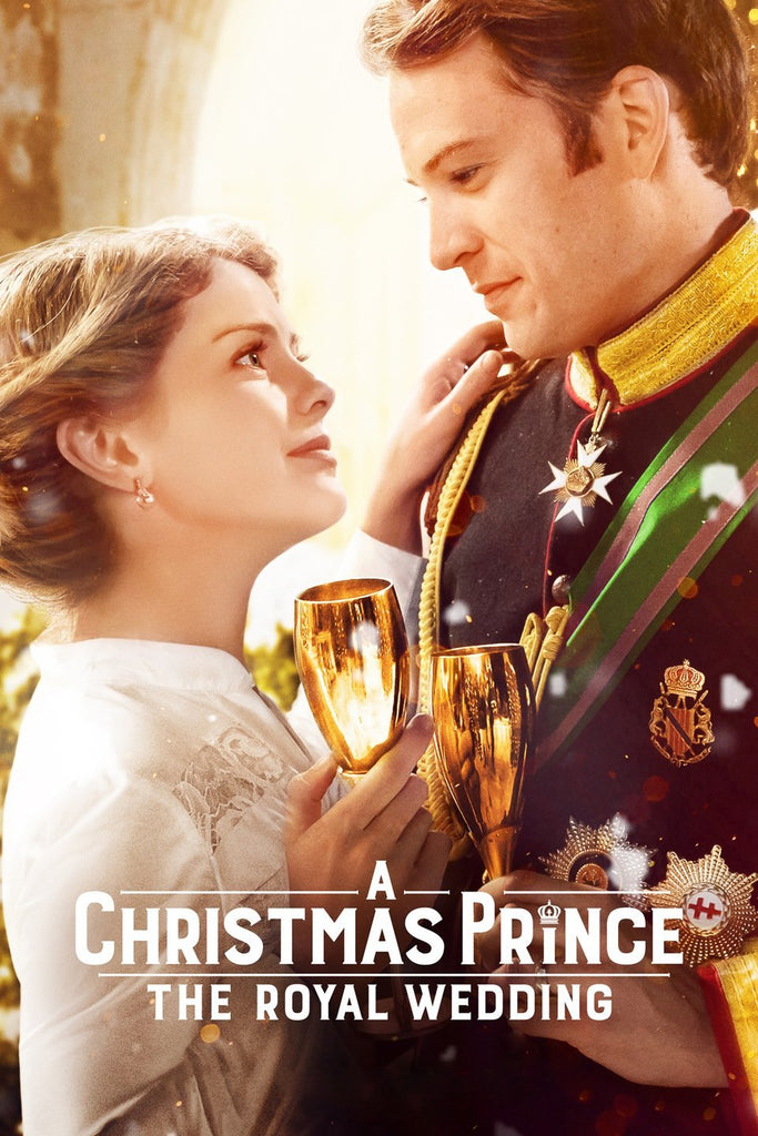 Christmas At Graceland 2018 Hallmark Poster.Xmas A Christmas Prince The Royal Wedding Dvd Netflix Movie