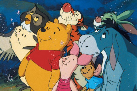 KIDS WINNIE THE POOH SPECIALS DVD 1991-2002 HALLOWEEN, THANKSGIVING, CHRISTMAS