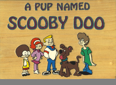 A PUP NAMED SCOOBY DOO COMPLETE 27 EPISODES 3 DVD SET 1988-91