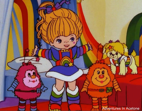 RAINBOW BRITE BRIGHT CARTOONS COMPLETE 13 EPISODES DVD SET