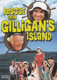TV Rescue From Gilligan's Island movie DVD Rare
