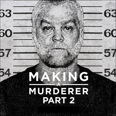 TV MAKING A MURDERER SEASON 2 COMPLETE 10 EPISODE DVD SET