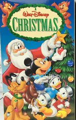 XMAS A WALT DISNEY CHRISTMAS DVD VERY RARE  CARTOON 1982