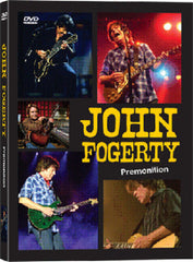 TV JOHN FOGERTY PREMONITION CONCERT COMPLETE 1998 DVD VERY RARE