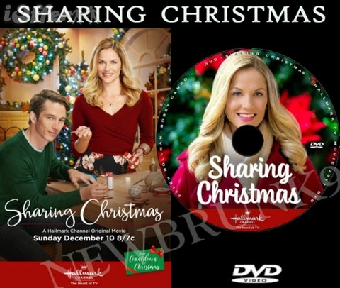 Sharing Christmas Hallmark.Xmas Sharing Christmas Movie 2017 On Dvd Hallmark Movies