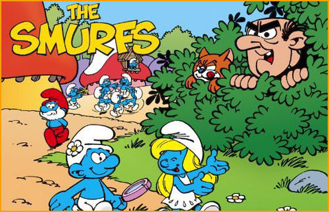 The Smurfs Seasons 1-9 + Movies 26 DVD Set 1981-89 Rare Hard to find