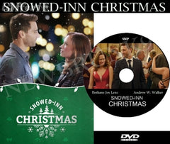 XMAS SNOWED-INN CHRISTMAS MOVIES 2017 ON DVD - LIFETIME MOVIES