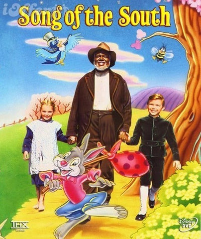 TV SONG OF THE SOUTH COMPLETE MOVIE ON DVD 1946 VERY RARE