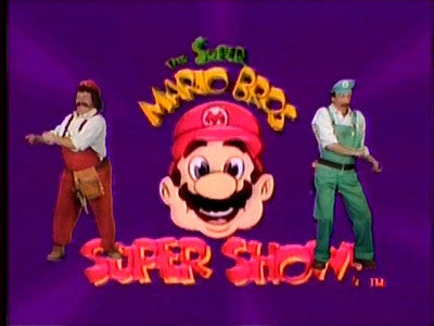 Super Mario Bros Super Show Deutsch