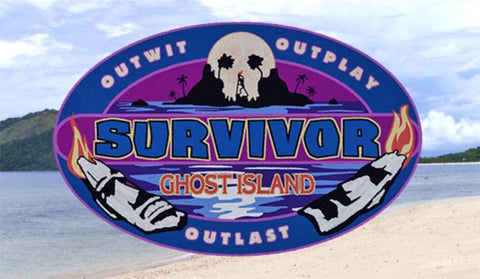TV SURVIVOR SEASON 36 GHOST ISLAND 6 DVD SET