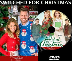 XMAS SWITCHED FOR CHRISTMAS MOVIE 2017 ON DVD - HALLMARK MOVIES