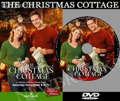 XMAS The Christmas Cottage MOVIE 2017 ON DVD - HALLMARK MOVIES