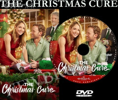 XMAS THE CHRISTMAS CURE 2017 ON DVD - HALLMARK MOVIES