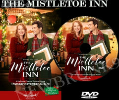 XMAS THE MISTLETOE INN MOVIE 2017 ON DVD - HALLMARK MOVIES