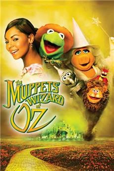 THE MUPPETS WIZARD OF OZ MOVIE DVD 2005 VERY RARE