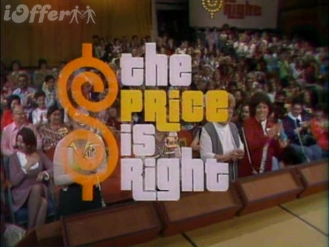 TV THE PRICE IS RIGHT 1972-79 (56 EPISODES) VERY RARE 9 DVD SET