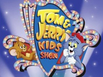 TOM & JERRY KIDS SHOW COMPLETE RARE CARTOON 8 DVD SET 1990-93
