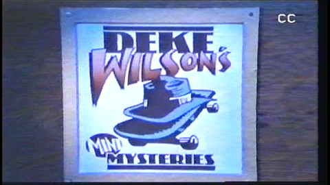 TV DEKE WILSON'S MINI MYSTERIES COMPLETE 7 DVD SET CANADIAN SHOW 1989-1990
