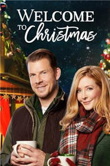 XMAS WELCOME TO CHRISTMAS HALLMARK 2018 MOVIE DVD