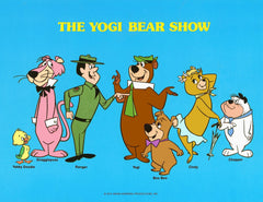 THE YOGI BEAR SHOW ORIGINAL 1958-62 CARTOON 3 DVD SET + MOVIE VERY RARE