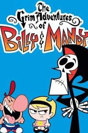 THE GRIM ADVENTURES OF BILLY & MANDY COMPLETE 6 SEASONS + SPECIALS 2000-08 RARE 8 DVD SET CARTOON