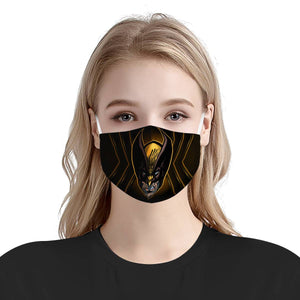 -- WV-020 -- Face Mask --