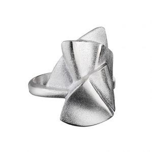 Silver Claudem Ring by Lapponia of Helsinki - Andrew Scott