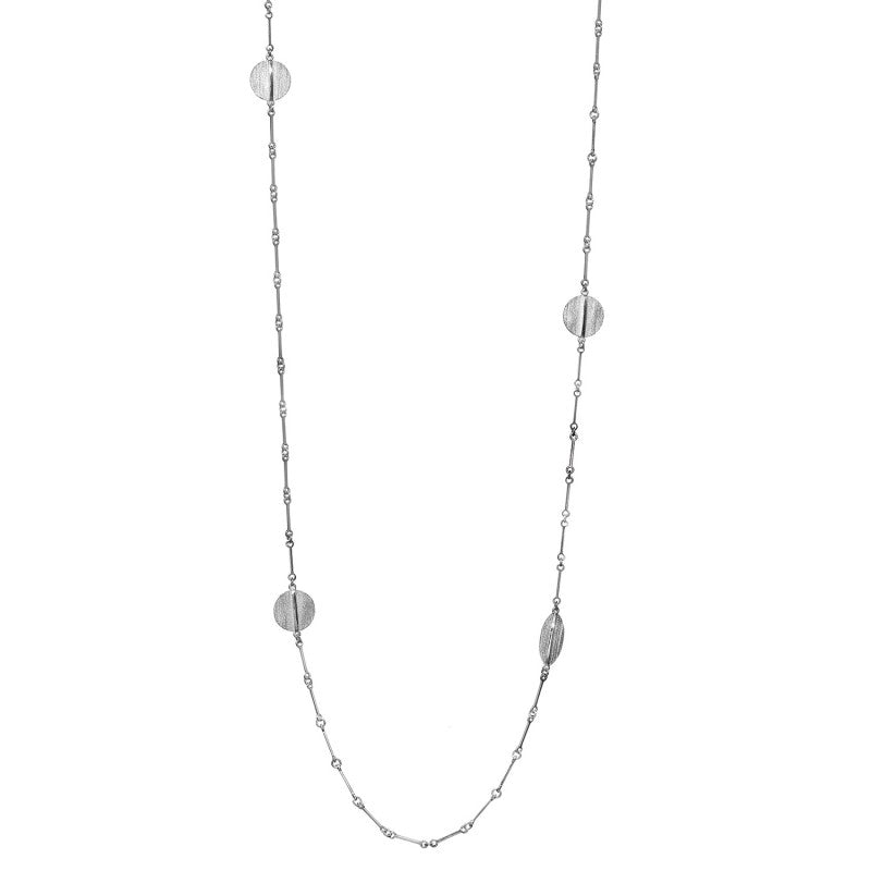 Silver Nile Necklace by Lapponia of Helsinki