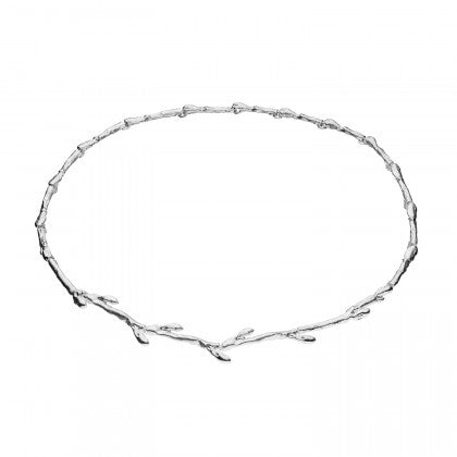 Silver Promise of Spring Necklace by Lapponia of Helsinki - Andrew Scott