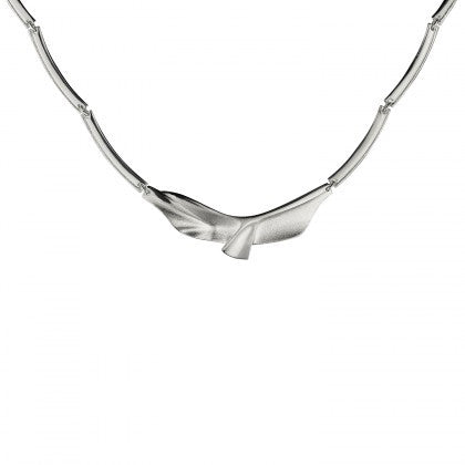 Silver Reef Necklace by Lapponia of Helsinki - Andrew Scott