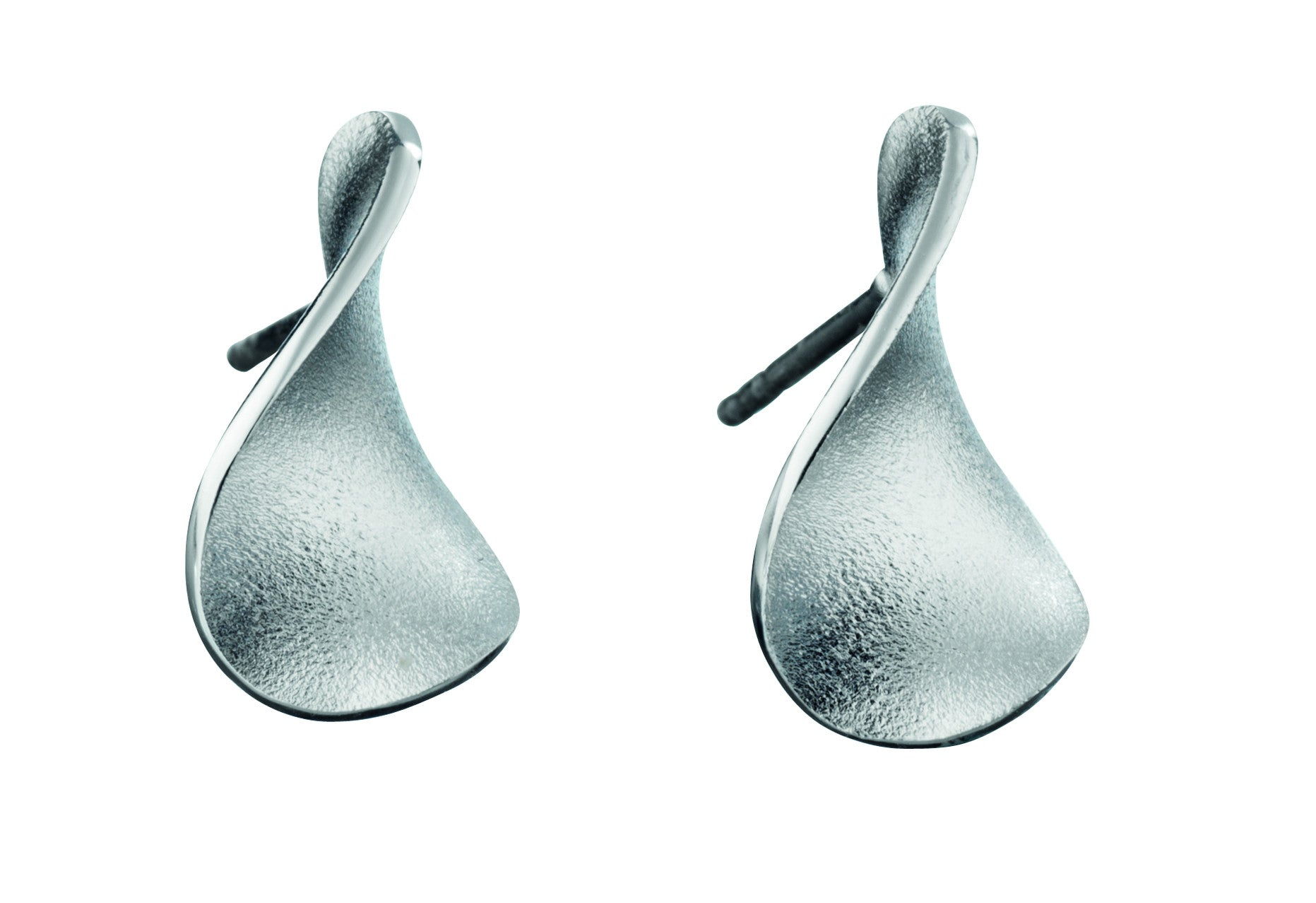 Silver Joy Earrings by Lapponia of Helsinki