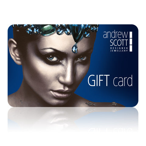 Andrew Scott Gift Card - Andrew Scott