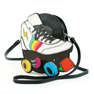 Roller Blade Mini Bag - Vivacious Vixen Apparel