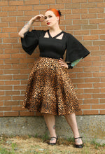 Load image into Gallery viewer, Madeline Dress in Leopard