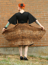 Load image into Gallery viewer, Madeline Dress in Leopard - Vivacious Vixen Apparel