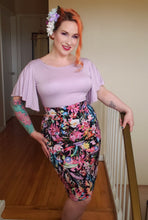 Load image into Gallery viewer, Selina Pencil Skirt - Vivacious Vixen Apparel