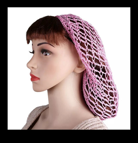 Pink Snood - Vivacious Vixen Apparel