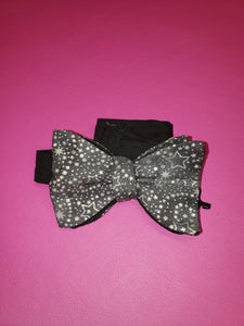 Star Print JR Bow Tie
