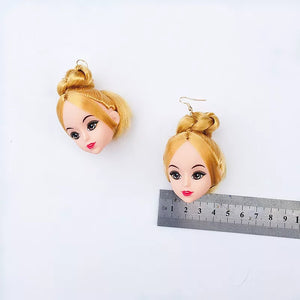 Doll Parts Earrings - Vivacious Vixen Apparel