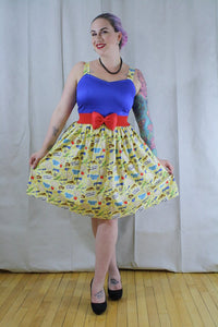 Family Guy Dress - Vivacious Vixen Apparel