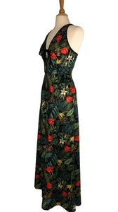 Limelight Jumpsuit in Jungle Print