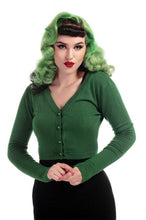 Load image into Gallery viewer, Kimberley Cardigan in Olive - Vivacious Vixen Apparel