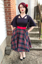 Load image into Gallery viewer, Madeline Dress in Plaid - Vivacious Vixen Apparel