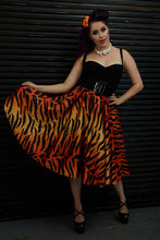 Load image into Gallery viewer, Tiger Print Skirt by Rebel Love - Vivacious Vixen Apparel